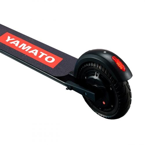 Yamato PES 0809: мотор-колесо