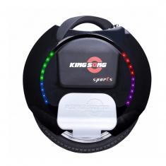 Kingsong KS-16S 840wh черное вид сбоку