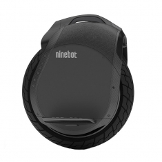 Моноколесо Ninebot One Z6 (530Wh) черное, вид сбоку