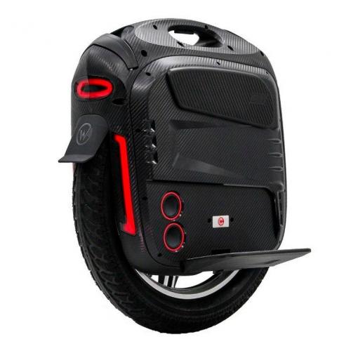 Gotway MSuper RS - вид сбоку и сзади