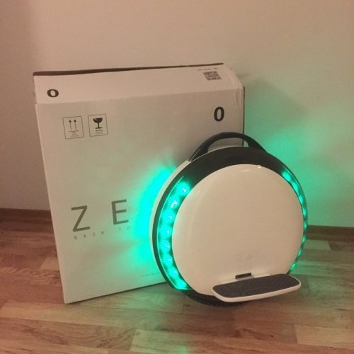 IPS Zero - коробка, подстветка, led