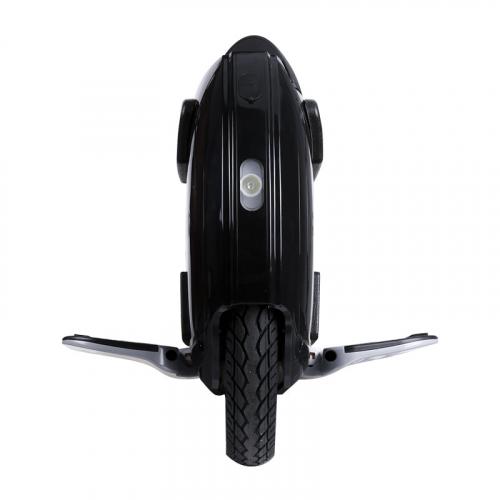 Kingsong 14D черного цвета - вид спереди
