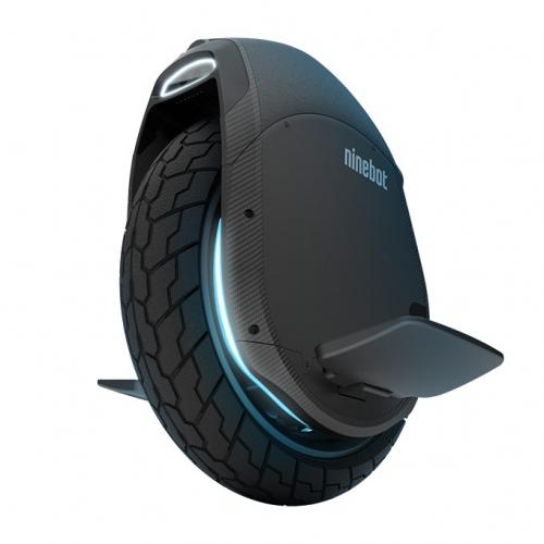 Моноколесо Ninebot One Z6 (530Wh) черное, вид спереди